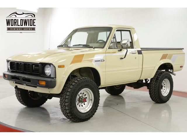 Picture of 1981 Hilux located in Denver  Colorado - $16,900.00 Offered by  - QXZC
