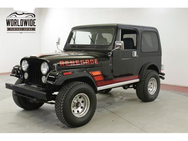 Picture of '84 CJ7 - QXZE