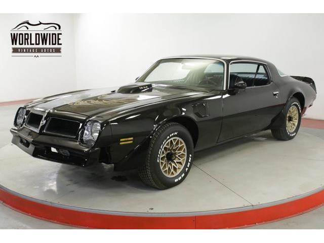 1976 Pontiac Firebird Trans Am