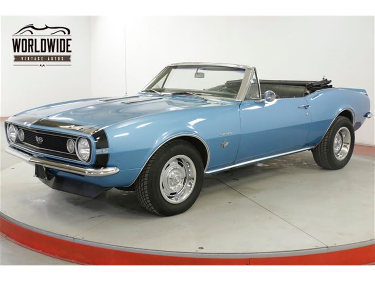 For Sale: 1967 Chevrolet Camaro in Denver , Colorado
