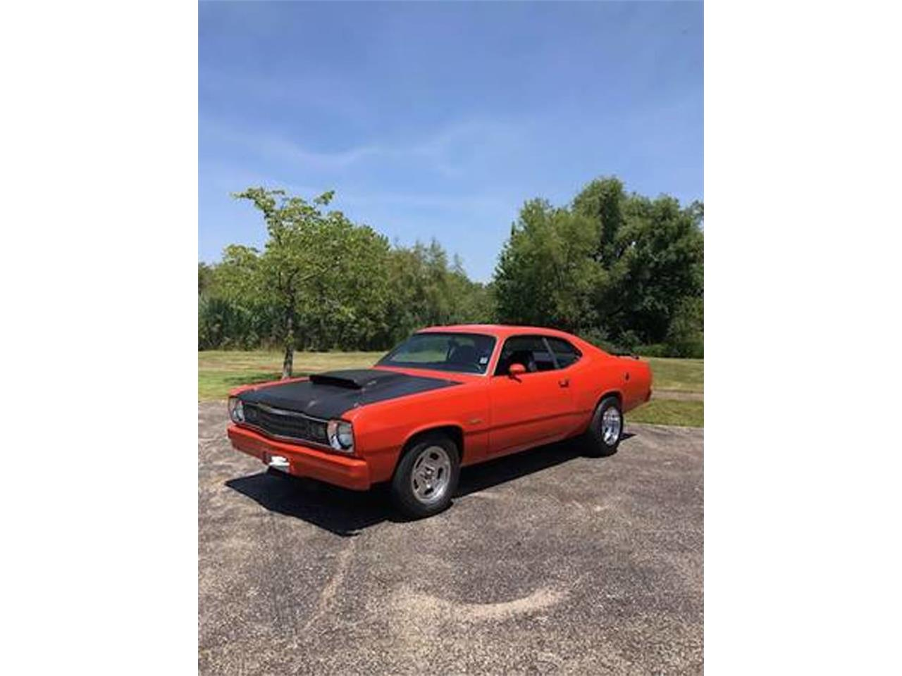Large Picture of '75 Plymouth Duster Offered by DP9 Motorsports - QXZZ