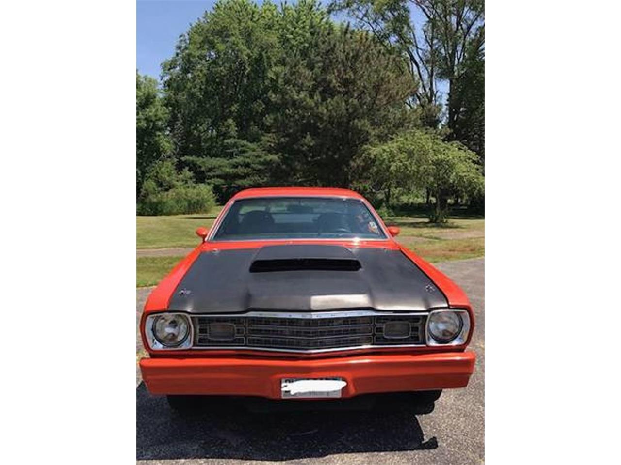 Large Picture of 1975 Plymouth Duster located in New York Offered by DP9 Motorsports - QXZZ