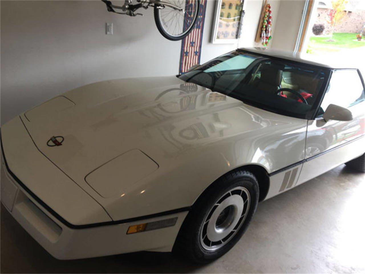 Large Picture of '85 Corvette - QY07