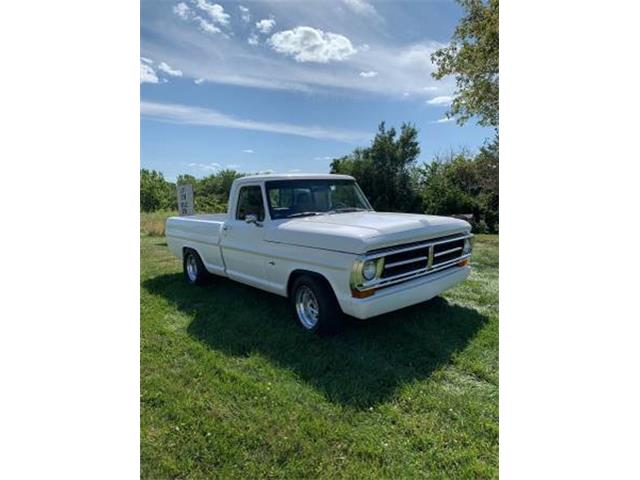 Picture of '71 F100 - QY0I