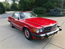 Picture of '76 450SL - QY0O