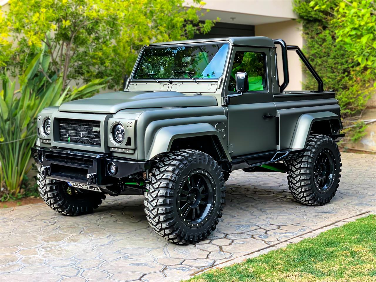 Large Picture of '88 Defender - QY1J
