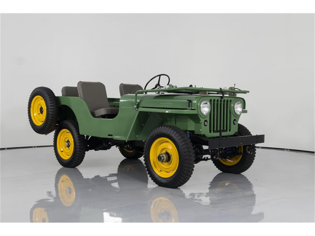 Large Picture of '46 CJ2A - QY1X
