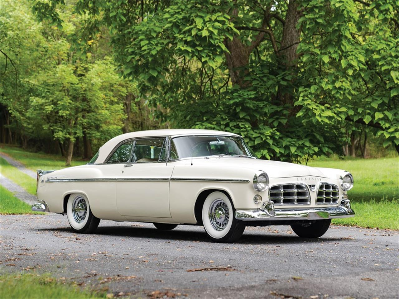 Large Picture of '55 300C located in Hershey Pennsylvania Offered by RM Sotheby's - QY28