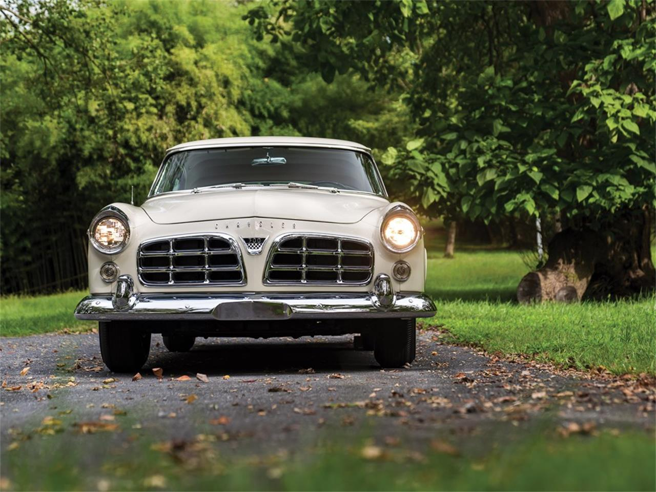 Large Picture of Classic '55 Chrysler 300C located in Hershey Pennsylvania - QY28