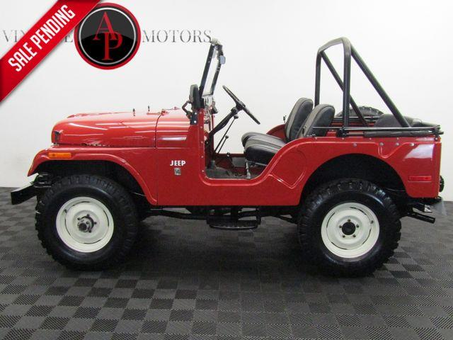Classic Jeep CJ5 for Sale on ClassicCars com on ClassicCars com