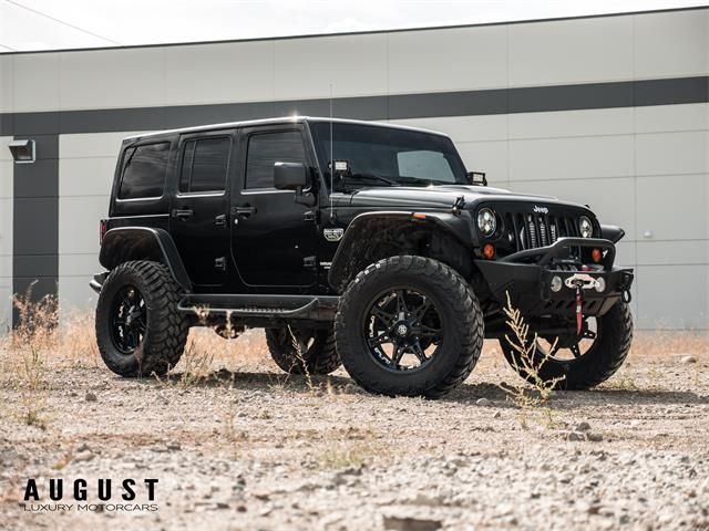 Picture of '12 Wrangler - QY2E