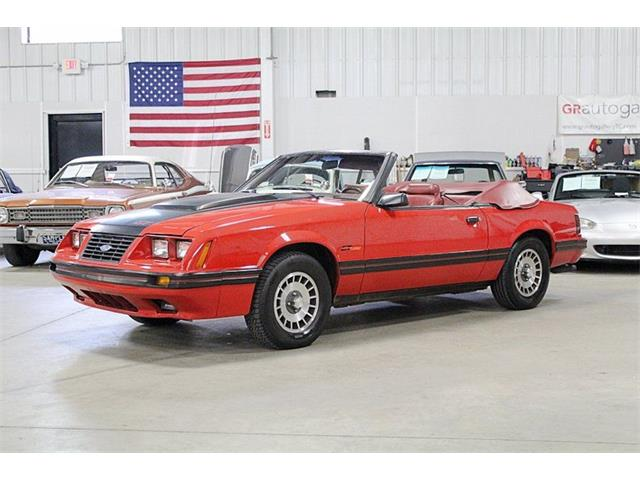 Picture of '84 Mustang - QT2B