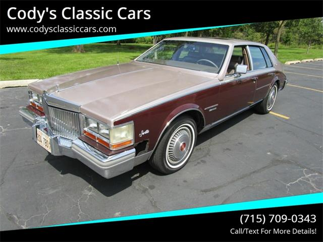 Picture of '81 Seville - QY44