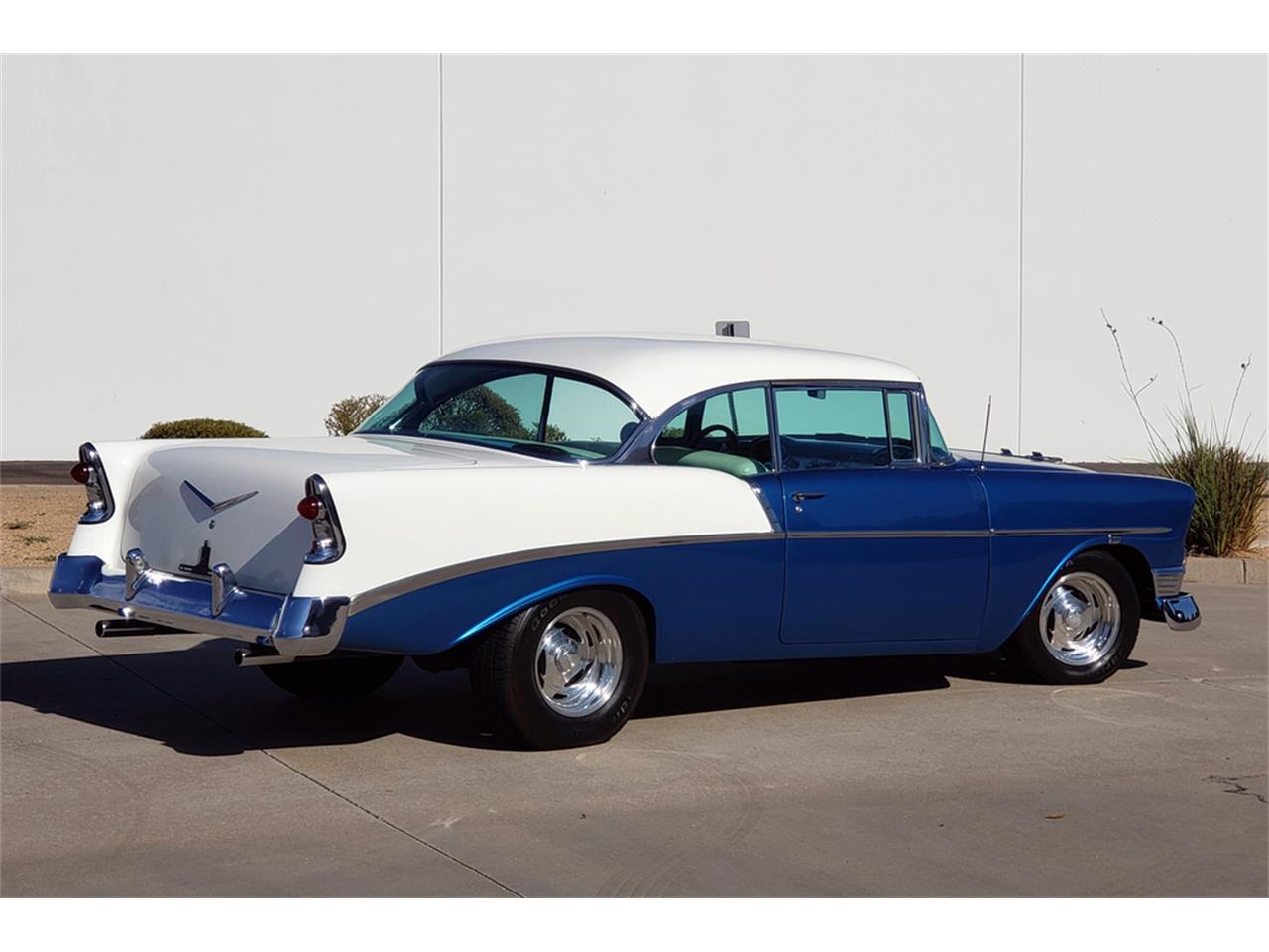 Large Picture of 1956 Bel Air Auction Vehicle - QY46