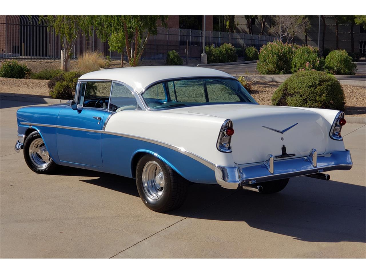 Large Picture of Classic 1956 Chevrolet Bel Air - QY46