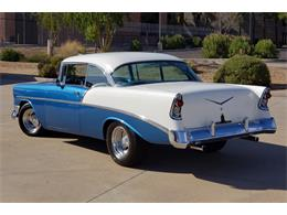 Picture of Classic 1956 Chevrolet Bel Air located in Las Vegas Nevada Auction Vehicle Offered by Barrett-Jackson - QY46