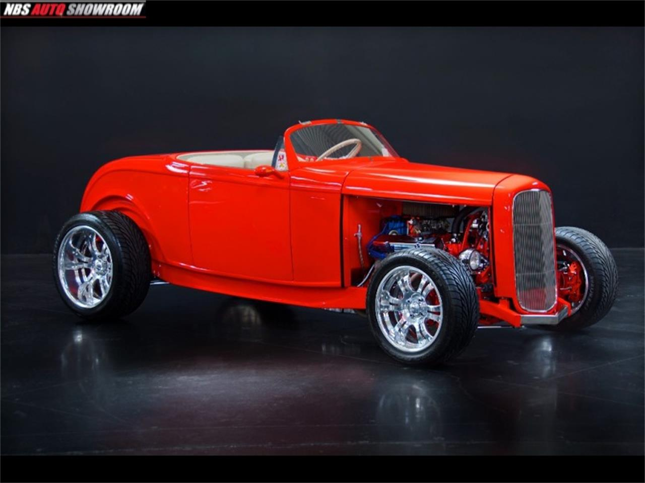 Large Picture of Classic 1932 Ford Roadster located in California - $37,546.00 Offered by NBS Auto Showroom - QY4R