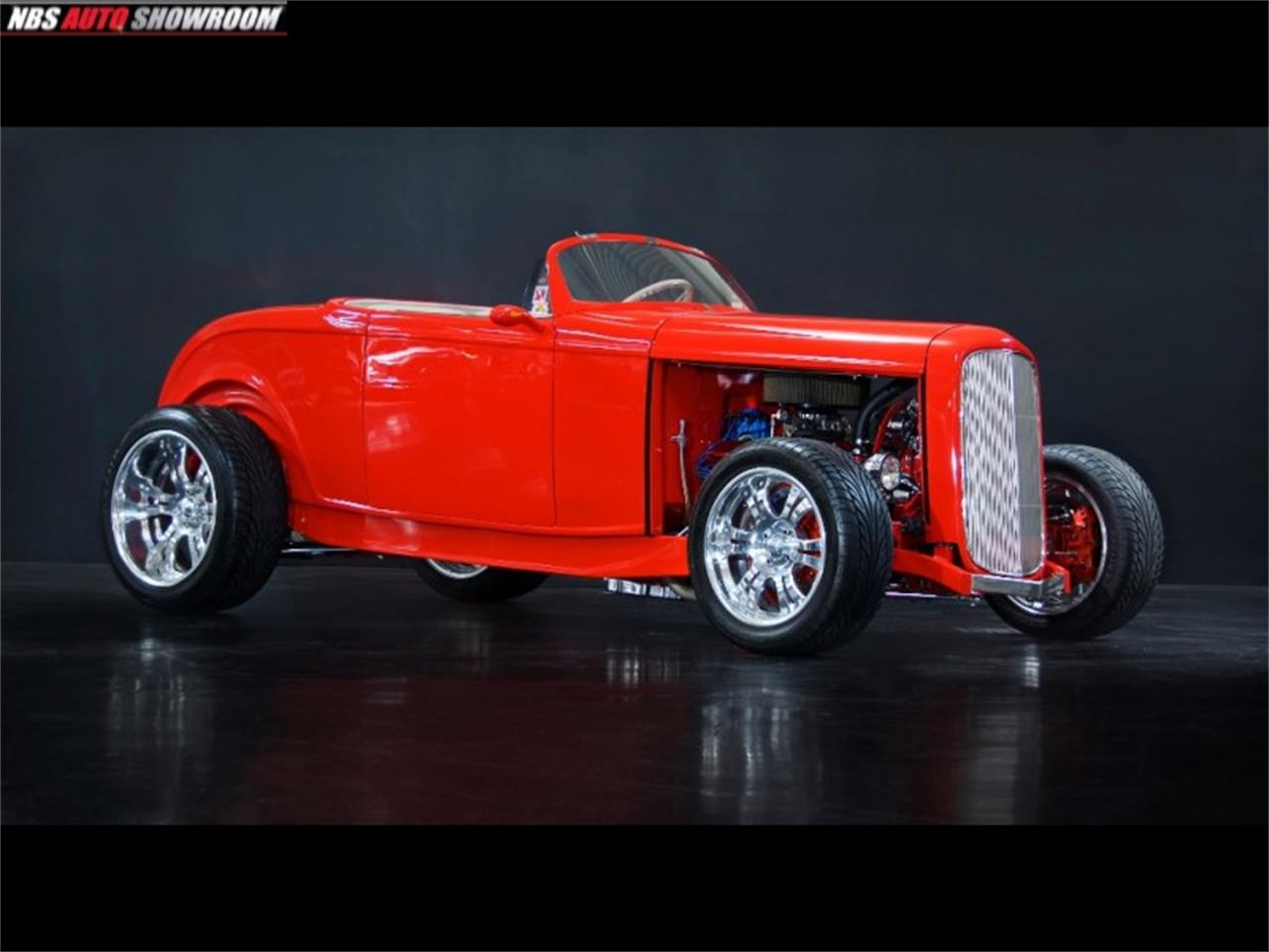 Large Picture of Classic 1932 Roadster located in Milpitas California - $37,546.00 Offered by NBS Auto Showroom - QY4R