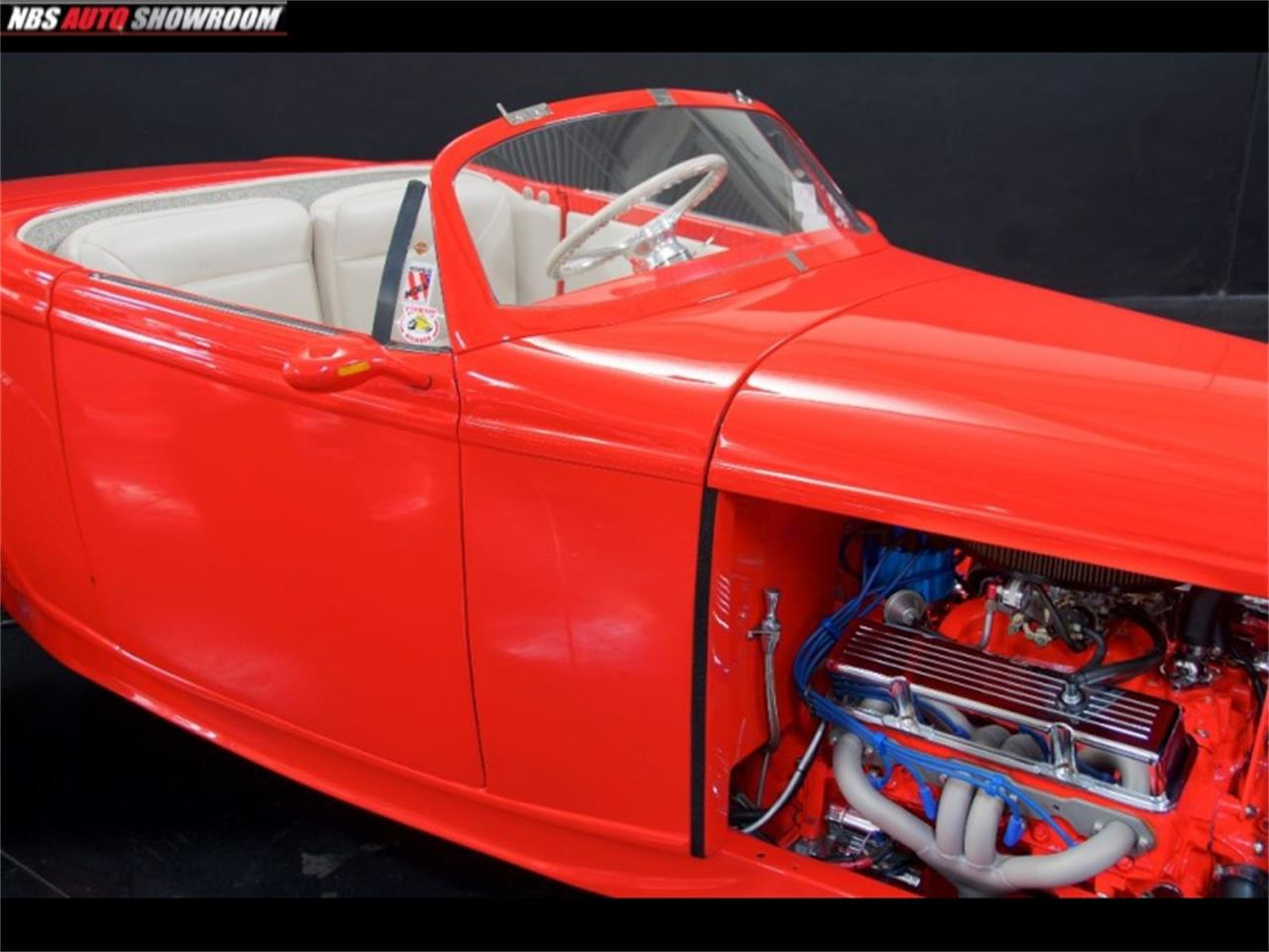 Large Picture of Classic 1932 Ford Roadster Offered by NBS Auto Showroom - QY4R
