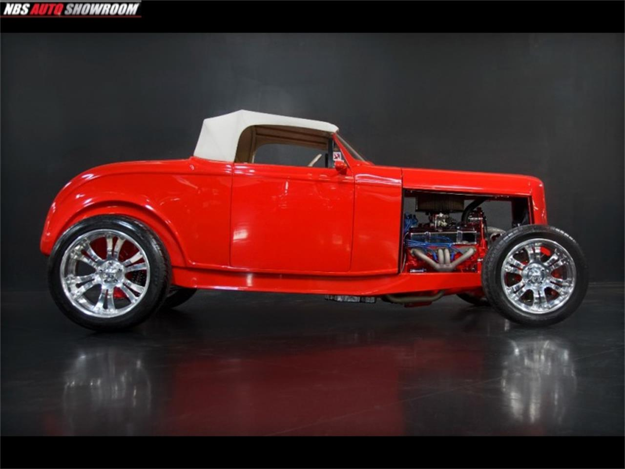 Large Picture of Classic '32 Ford Roadster located in California - $37,546.00 Offered by NBS Auto Showroom - QY4R
