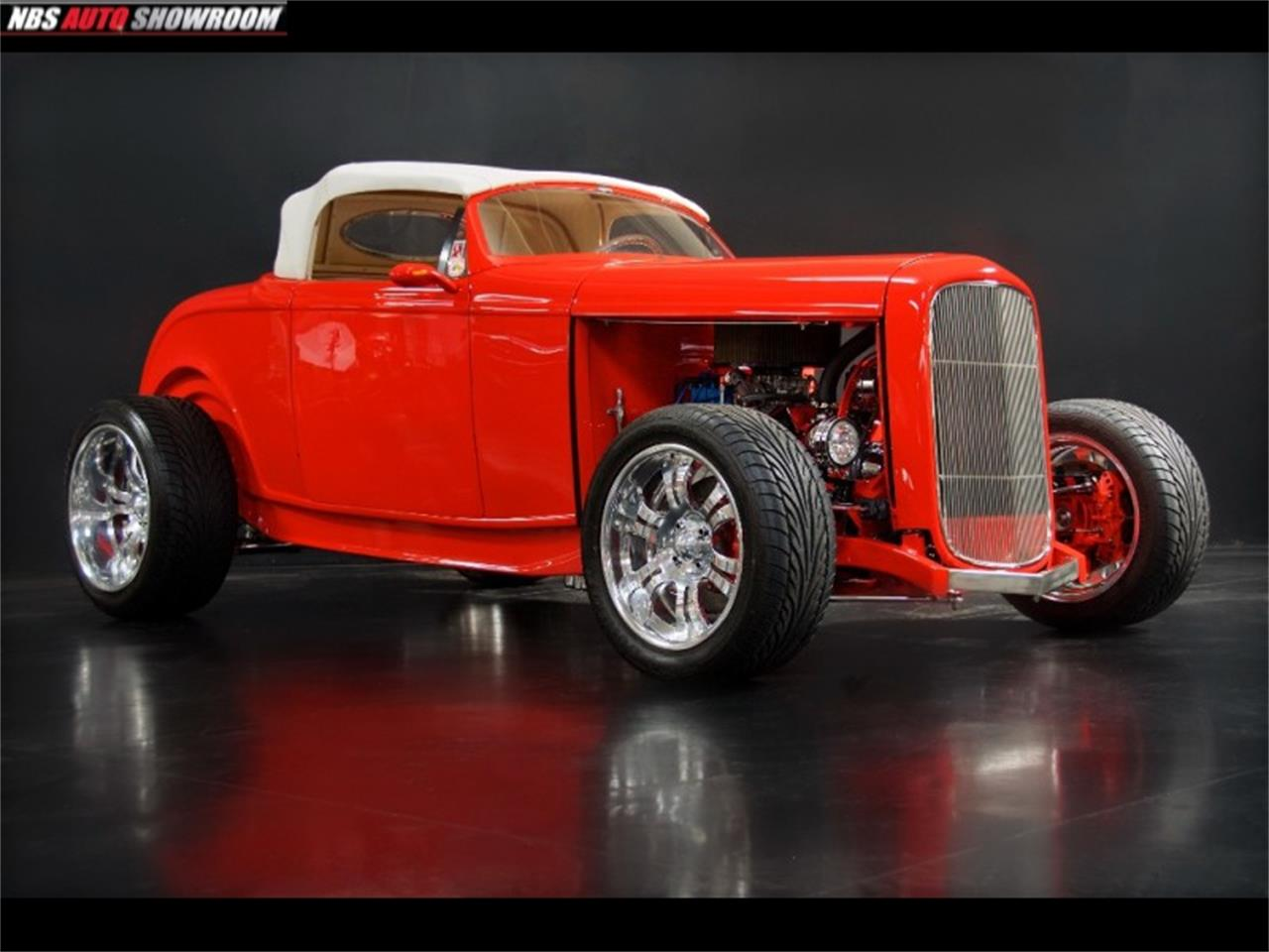 Large Picture of '32 Ford Roadster located in California - $37,546.00 - QY4R