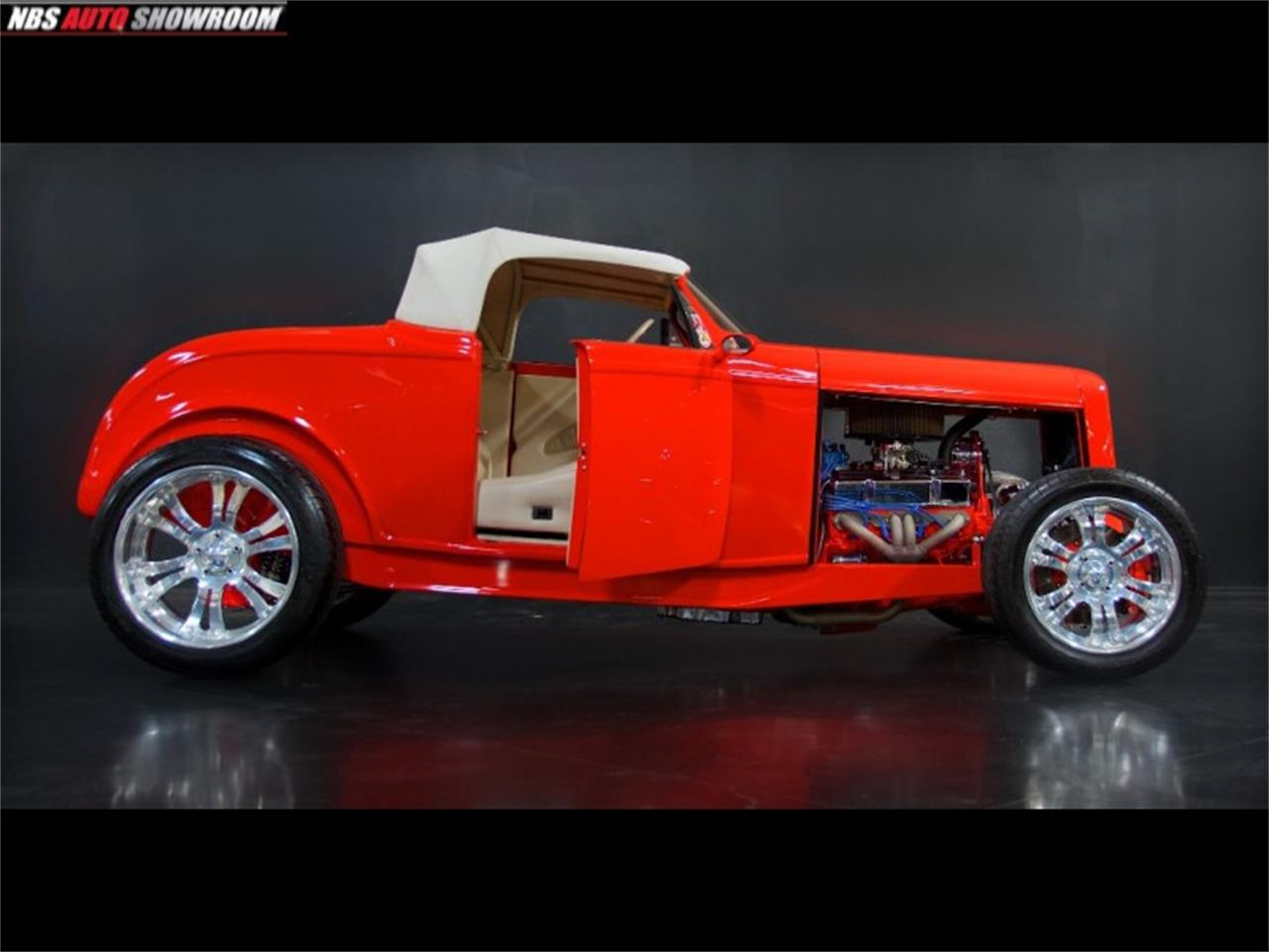 Large Picture of '32 Roadster Offered by NBS Auto Showroom - QY4R