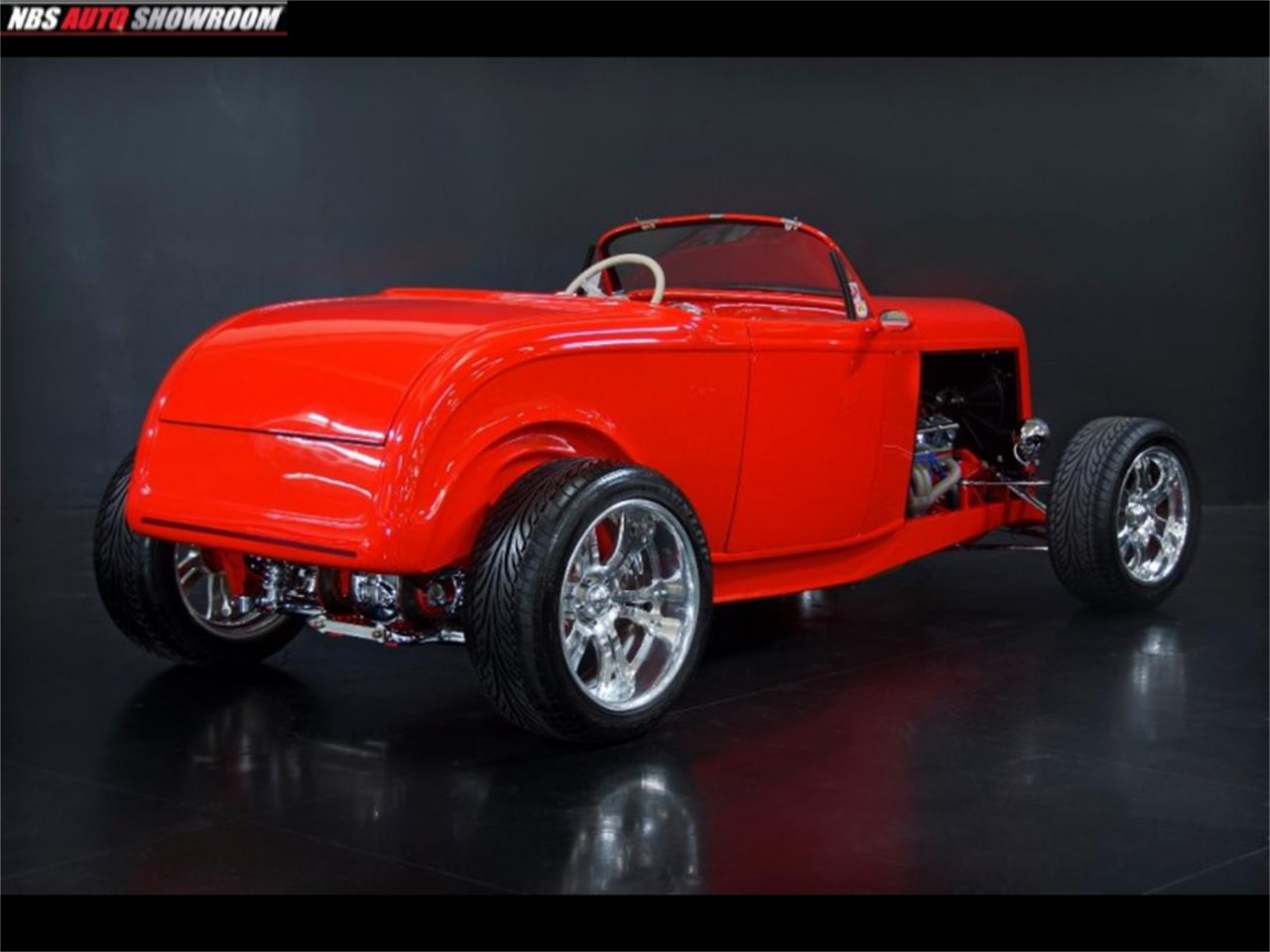 Large Picture of 1932 Ford Roadster located in Milpitas California - $37,546.00 - QY4R