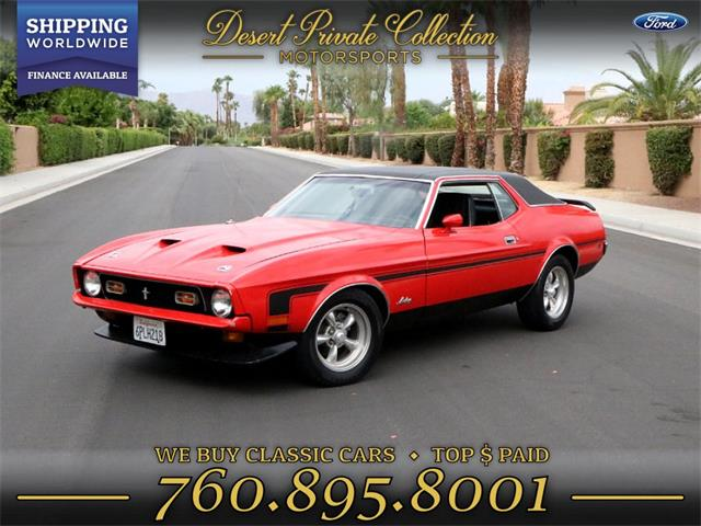 Picture of '71 Mustang located in Palm Desert  California - QY4U