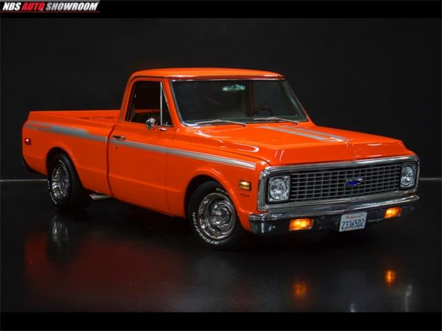 Picture of Classic '70 Chevrolet C10 - $41,610.00 Offered by  - QY4X