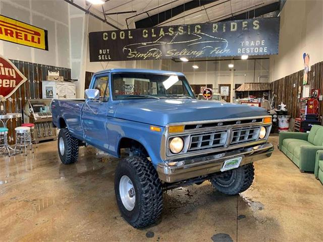 Picture of '77 F250 - QY54