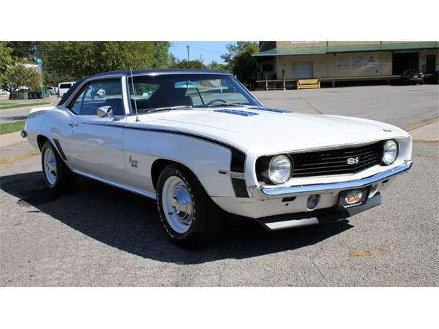 Picture of '69 Camaro - QY5B