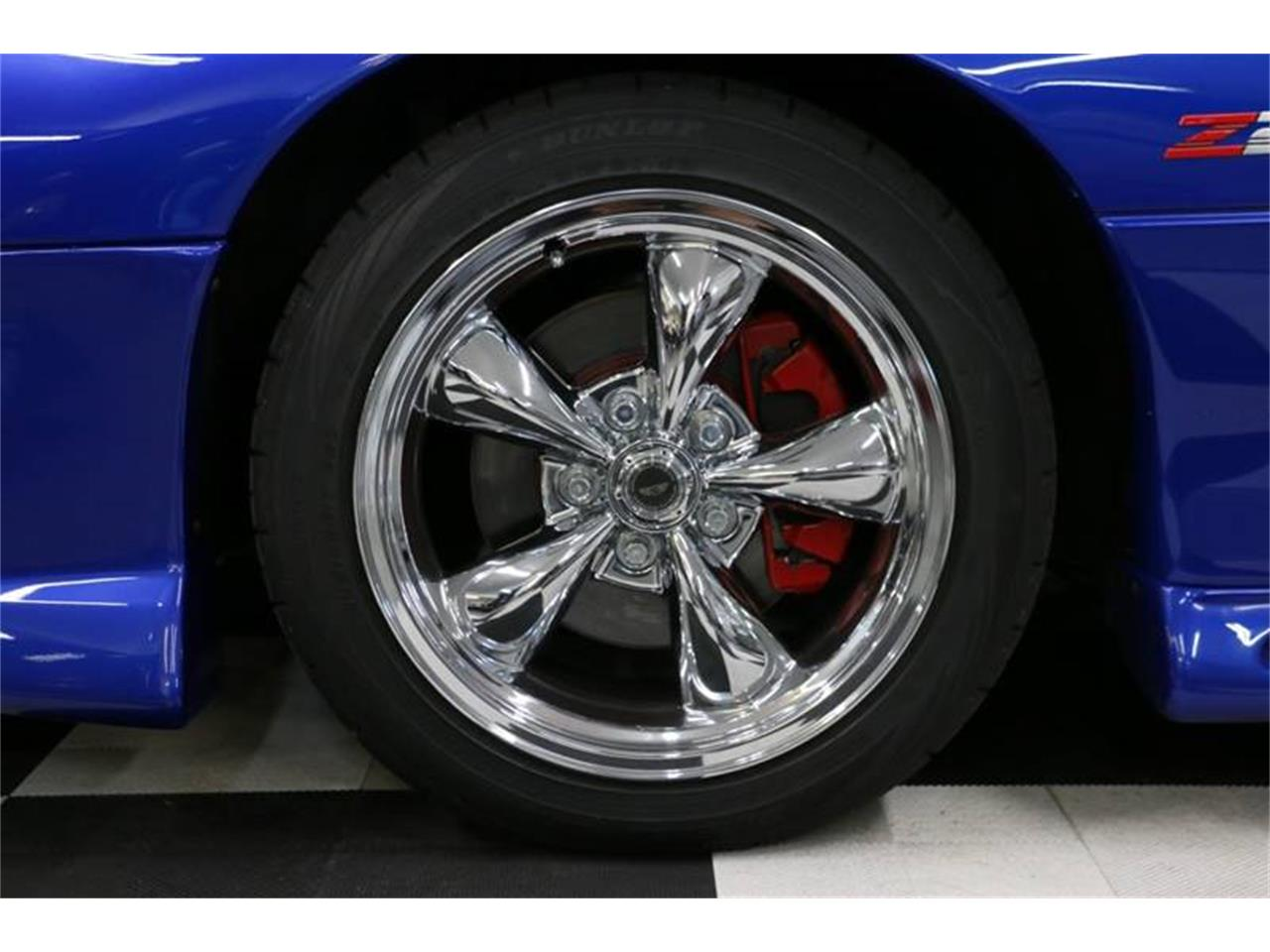Large Picture of 2002 Camaro located in Stratford Wisconsin - $18,995.00 - QY5C