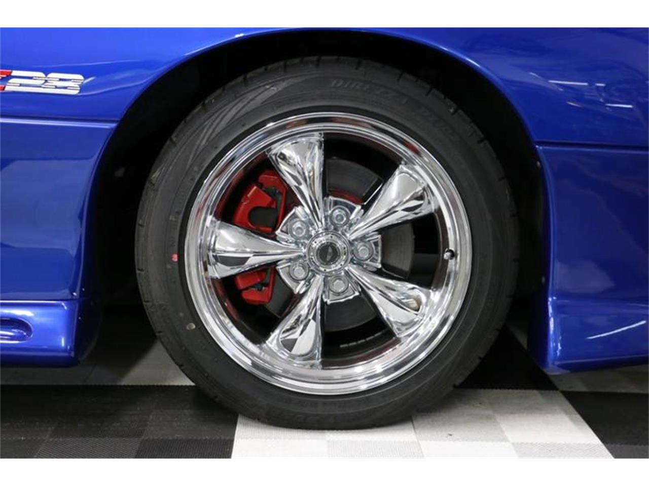 Large Picture of 2002 Camaro located in Wisconsin Offered by Kuyoth's Klassics - QY5C