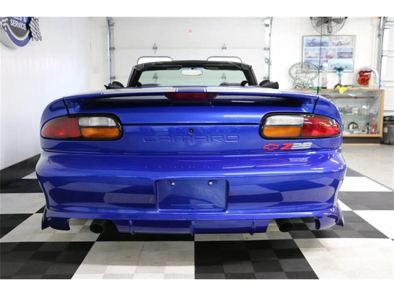 Large Picture of 2002 Chevrolet Camaro - QY5C