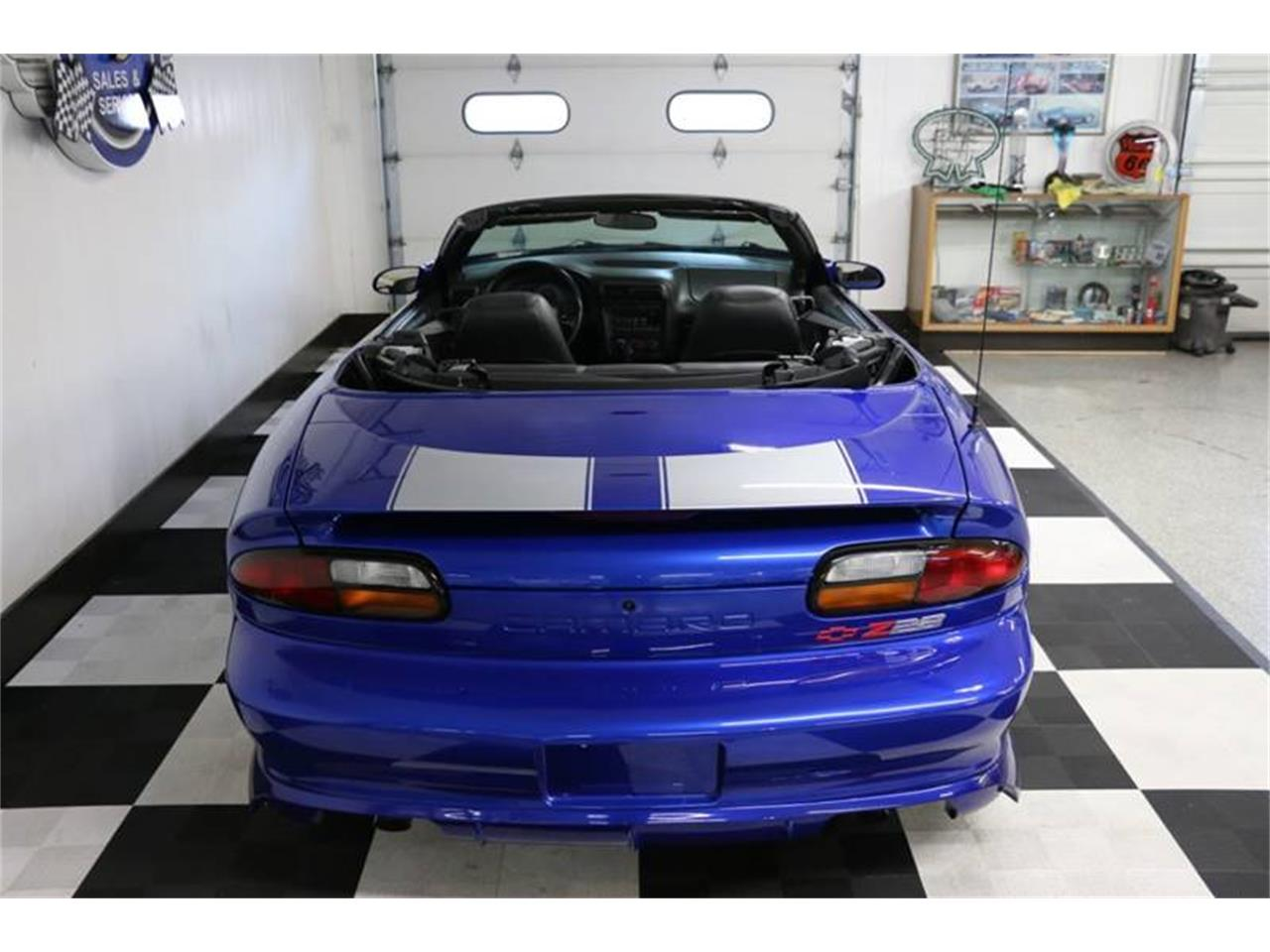 Large Picture of 2002 Camaro - QY5C
