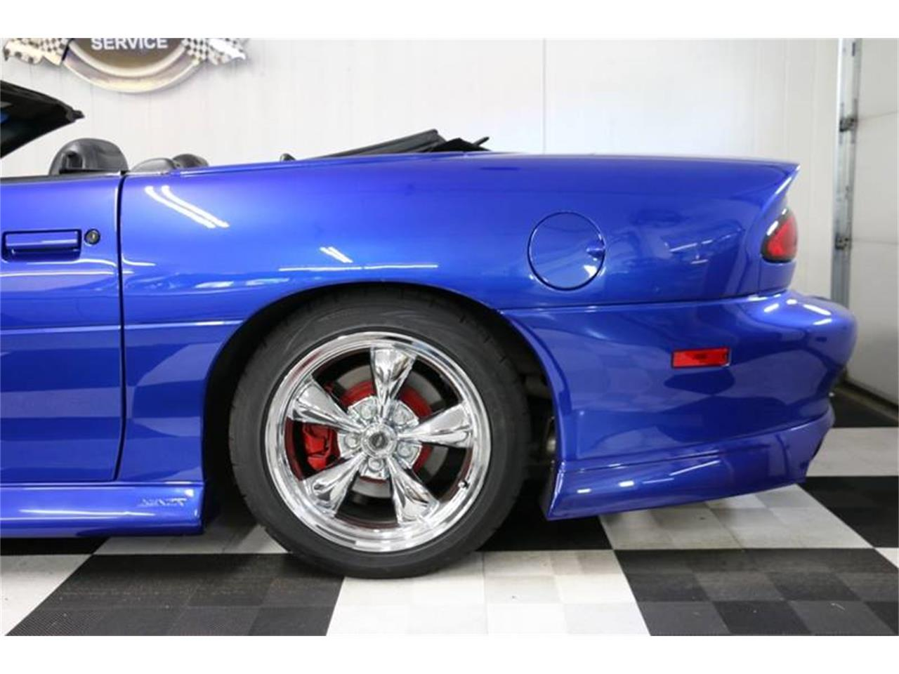 Large Picture of 2002 Chevrolet Camaro - $18,995.00 - QY5C