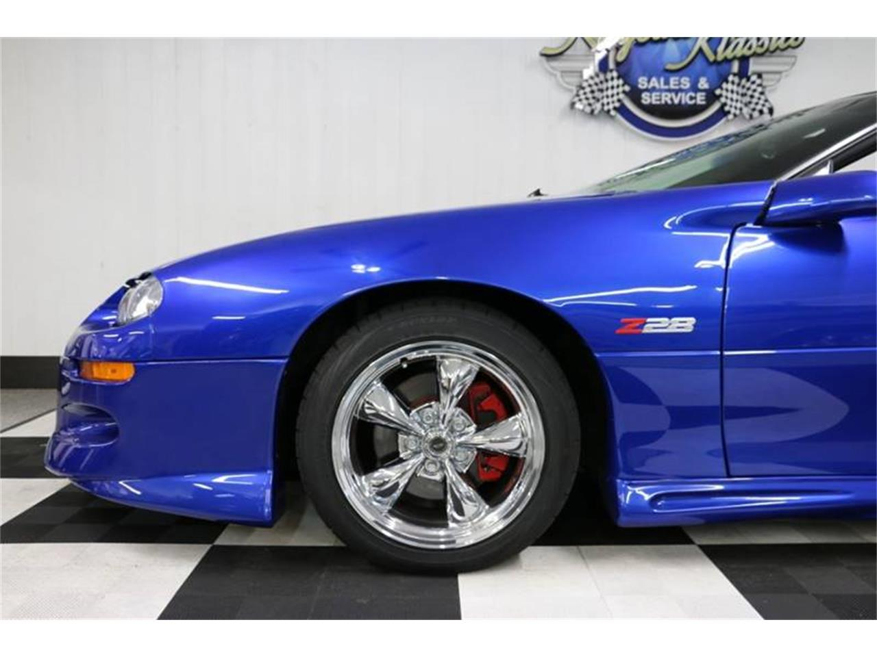 Large Picture of '02 Camaro located in Wisconsin - $18,995.00 Offered by Kuyoth's Klassics - QY5C