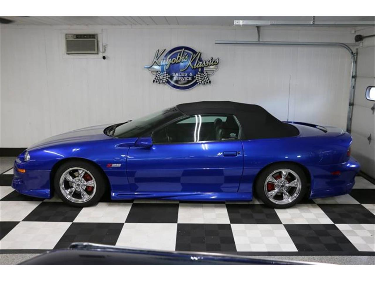 Large Picture of 2002 Chevrolet Camaro Offered by Kuyoth's Klassics - QY5C