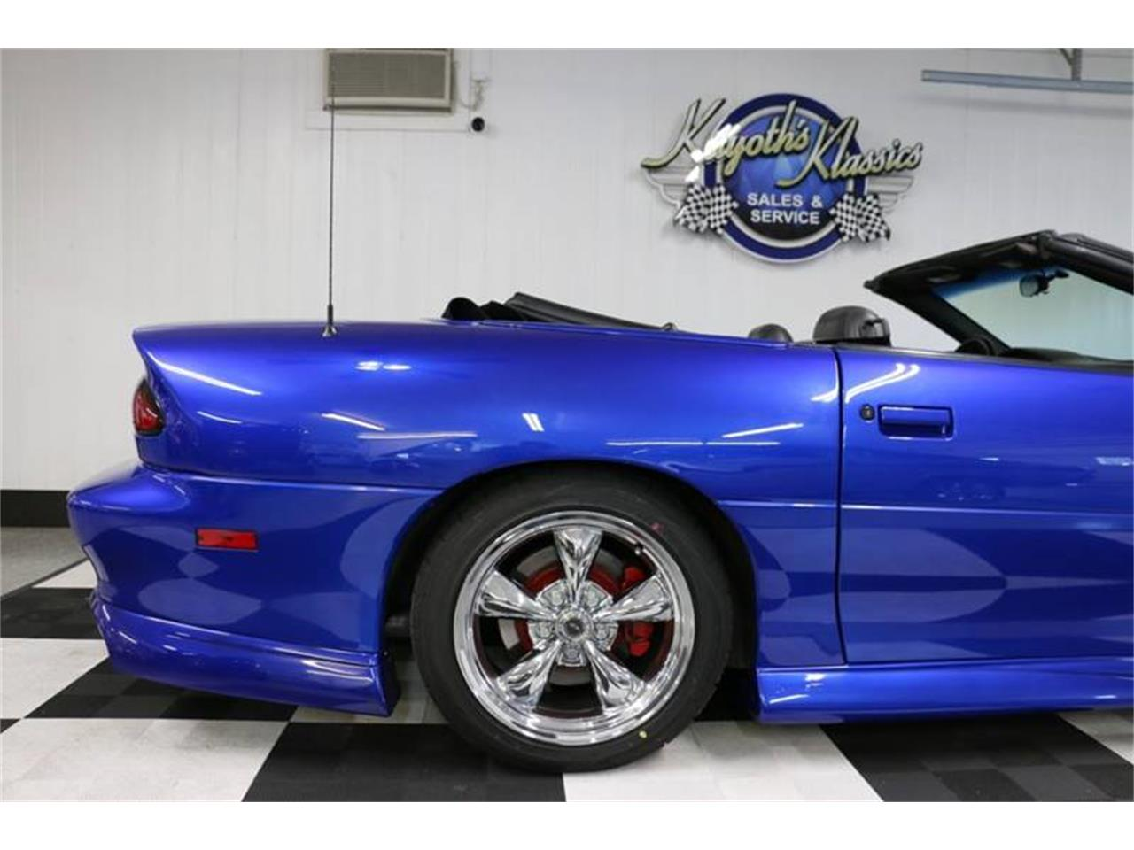 Large Picture of '02 Camaro Offered by Kuyoth's Klassics - QY5C