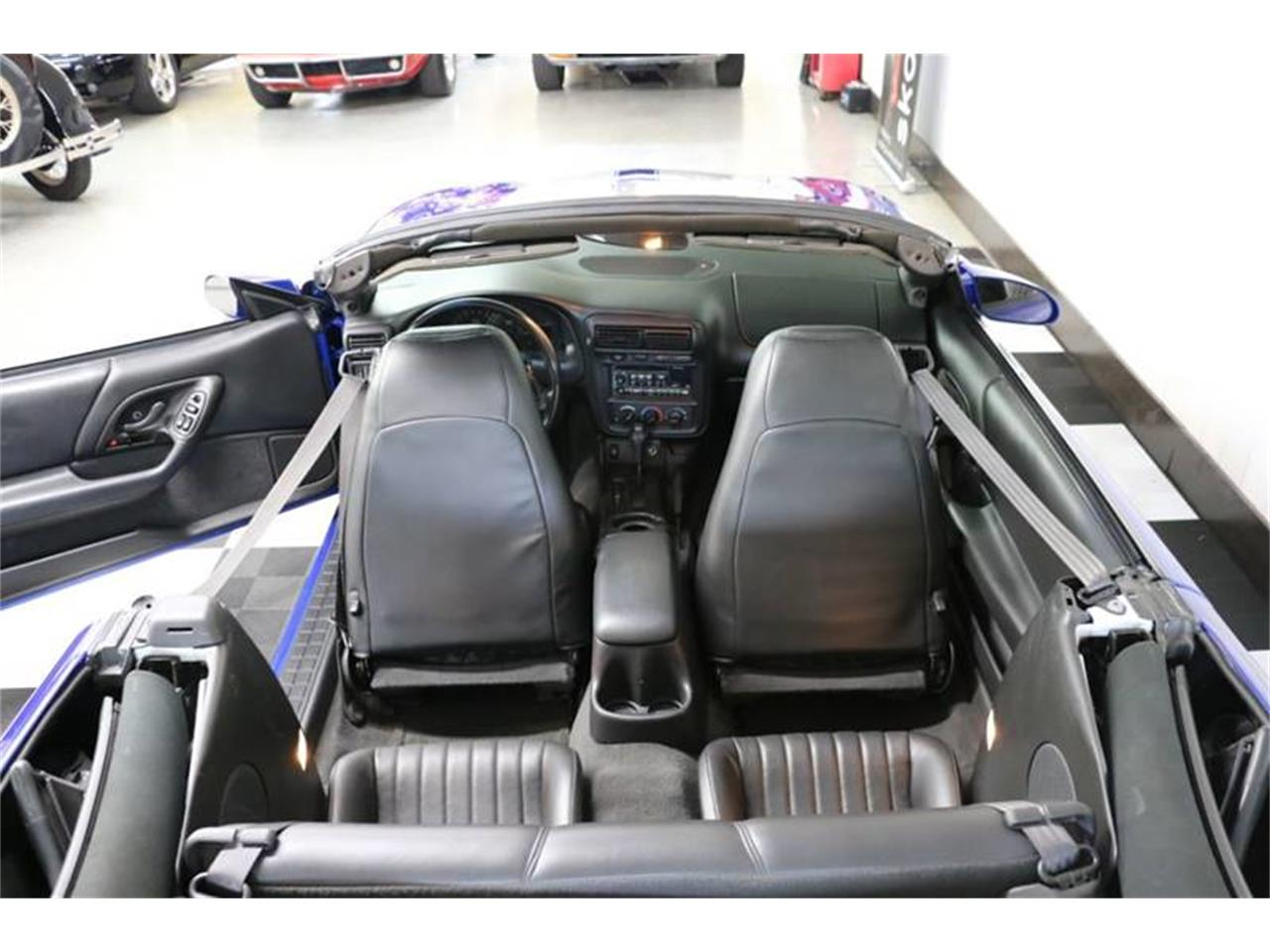 Large Picture of '02 Camaro - QY5C