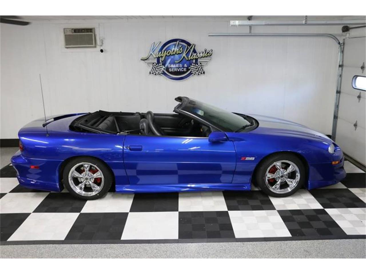 Large Picture of '02 Camaro - $18,995.00 - QY5C