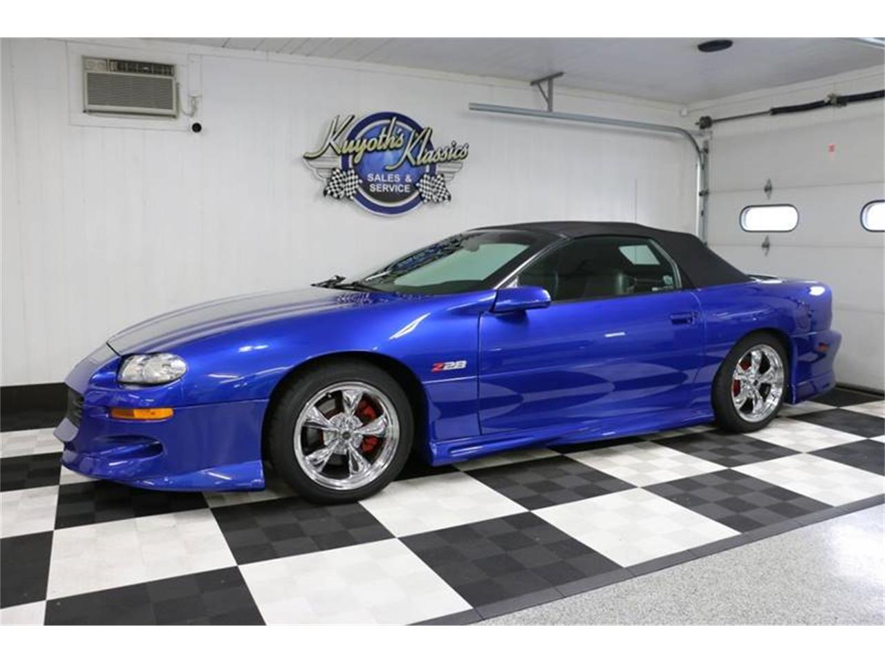 Large Picture of '02 Chevrolet Camaro located in Wisconsin - $18,995.00 Offered by Kuyoth's Klassics - QY5C