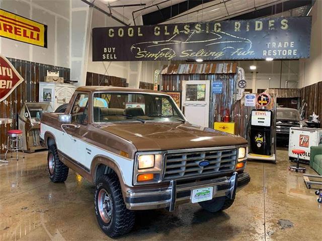 Picture of '86 Bronco - QY5E