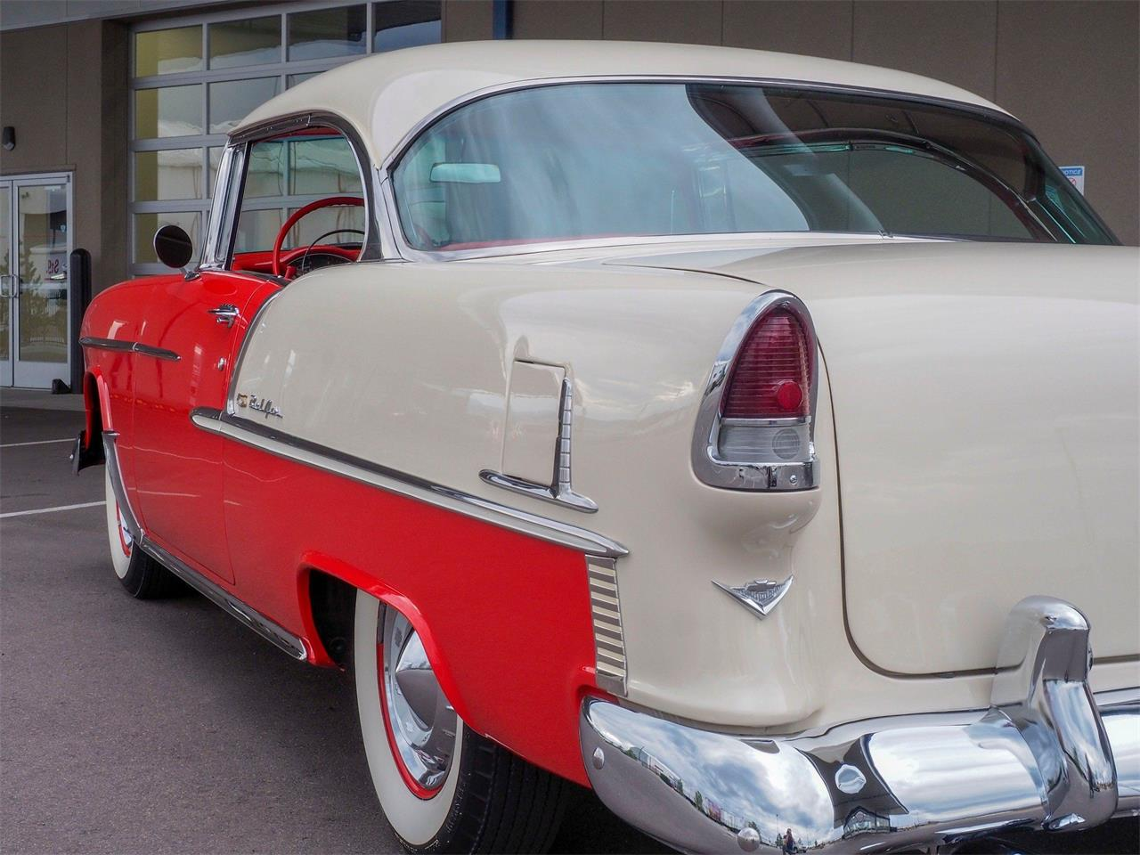 Large Picture of '55 Bel Air - QY5K