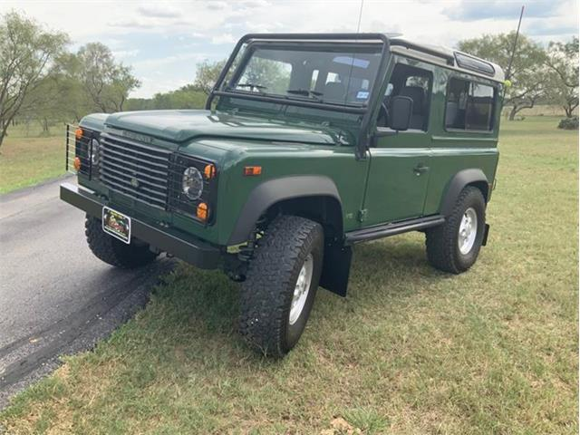 Picture of '97 Defender - QY5P