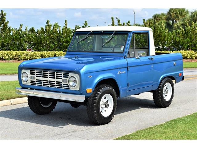 Picture of '68 Bronco - QY65