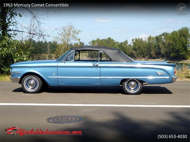 Picture of '63 Comet - QY6T