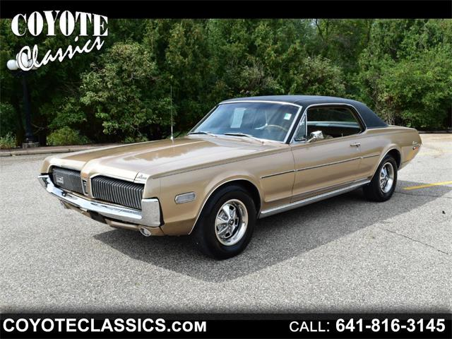 Picture of '68 Cougar located in Greene Iowa - $20,000.00 - QY6Z