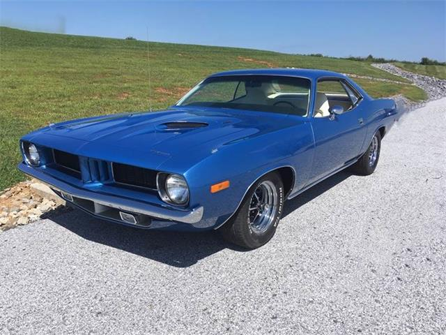 Picture of '72 Barracuda - QY72