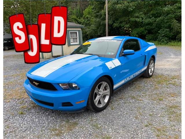 Picture of '10 Mustang - QY74